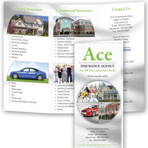 Brochure pamphlet