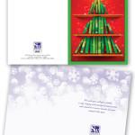 greeting card flat